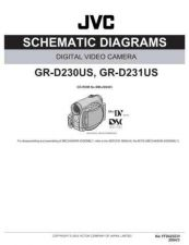 Buy JVC GR-D22US Service Manual by download Mauritron #280549
