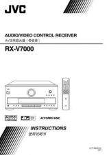 Buy JVC RX-V7000-2 Service Manual by download Mauritron #283329