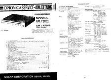 Buy JVC SM7100H-HB SM GB(1) Service Manual by download Mauritron #283414