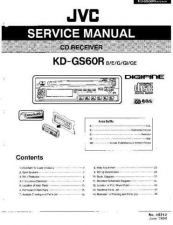 Buy JVC KD-SX998R KD-SX997R Service Manual by download Mauritron #282351