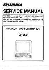 Buy Funai 3919LC Service Manual by download Mauritron #330613