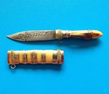 Buy MEED MOR SARIKA KNIFE HOLY THAI AMULET FREE SHIPPING