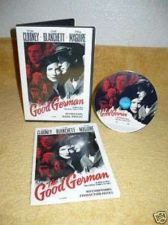 Buy The Good German CD-ROM digital press kit & production notes (not the DVD movie)