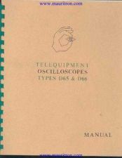Buy TELEQUIPMENT D63 Service and Operating by download Mauritron #331630