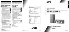 Buy JVC SX-L77-2 Service Manual by download Mauritron #283609