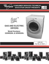 Buy Kenmore HE3 Whirlpool Duet Dryer by download Mauritron #320643