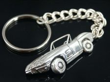 Buy Corvette Stingray Key chain Sterling Silver