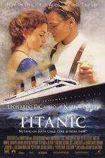 Buy TITANIC Movie Poster 1997 print painting on canvas unframed
