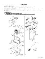Buy JVC GR-DX27E par Service Manual by download Mauritron #280777