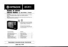 Buy Hitachi N0.495 Service Manual by download Mauritron #285412