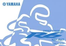 Buy Yamaha 5SL-28199-22 Motorcycle Manual by download #334501