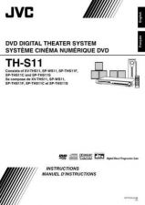 Buy JVC TH-S11-12 Service Manual by download Mauritron #283953