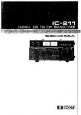 Buy ICOM. IC211 INSTRUCTION MANUAL by download Mauritron #320160