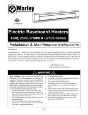 Buy Honeywell qmark baseboardmanual Operating Guide by download Mauritron #316966