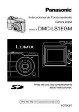 Buy Panasonic DMC-LS1EB Manual by download Mauritron #298847