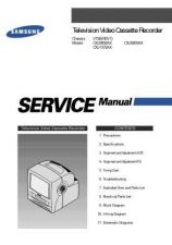 Buy Samsung CXJ0932 Service Manual by download Mauritron #322573