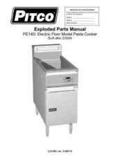 Buy Pitco L22-282 Manual by download Mauritron #329700