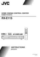 Buy JVC RX-E11S-2 Service Manual by download Mauritron #283284