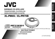 Buy JVC XL-PM6S - XL-PR70B-9 Service Manual by download Mauritron #277305