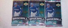Buy 3 new 1999 UPPER DECK series 1 baseball HOBBY PACK