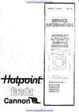 Buy Hotpoint WM64P Manual by download Mauritron #325603