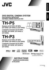 Buy JVC TH-P5-6 Service Manual by download Mauritron #283894