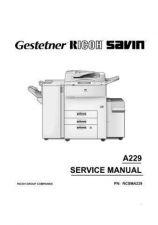 Buy Hitachi 5218 -A250-B001 Service Manual by download Mauritron #288277
