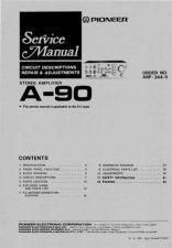 Buy Panasonic A-90 Manual by download Mauritron #298659