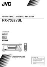 Buy JVC RX-7032VSLP-1 Service Manual by download Mauritron #283209