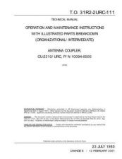 Buy Harris 31r2-2urc-111chg8 Information by download Mauritron #338012