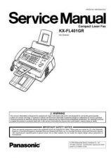 Buy Panasonic FL401GR_71 Manual by download Mauritron #299137
