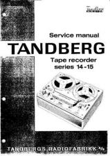 Buy Tandberg 15-41 Service Manual by download Mauritron #331068