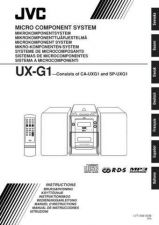 Buy JVC UX-G1-24 Service Manual by download Mauritron #284149
