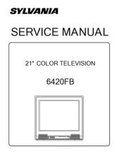 Buy Emerson 6420FB Service Manual by download Mauritron #330536