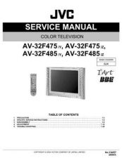 Buy JVC AV-32230 Service Manual by download Mauritron #279913