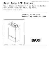 Buy Baxi SOLO 3 60PF SYSTEM GCNO.41-075-15 by download Mauritron #324041