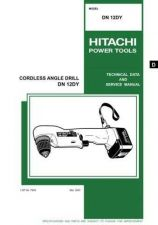 Buy Hitachi DN7DT Tool Service Manual by download Mauritron #319855