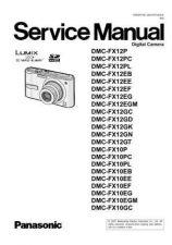Buy Sharp DMC-FX10P-2 Manual by download Mauritron #298244