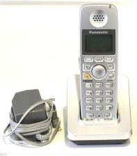 Buy PANASONIC TGA600 S & PQLV30054ZAS remote base w/P = 5.8GHz CORDLESS PHONE TG6051