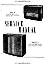 Buy Ferguson 329A Manual by download Mauritron #325818