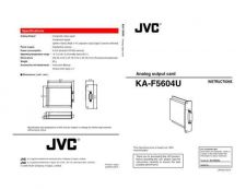 Buy JVC hc008par Service Manual by download Mauritron #281052