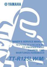 Buy Yamaha 5HP-28199-81 Motorcycle Manual by download #334428