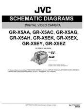 Buy JVC GR-SXN250U Service Manual by download Mauritron #280921