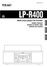 Buy Teac LPR500 QGFA Operating Guide by download Mauritron #318823