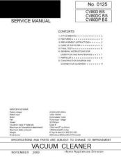 Buy Hitachi CV-SH20V 240C Service Manual by download Mauritron #289797