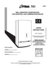 Buy Ferroli OPTIMA 701 USER by download Mauritron #324278