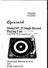 Buy Garrard SP25 A by download #335994