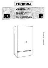 Buy Ferroli SPARES OPTIMA 201 by download Mauritron #324332