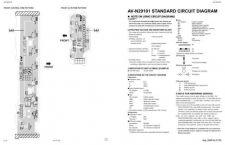 Buy JVC AV-N29101 SCH Service Manual by download Mauritron #278948