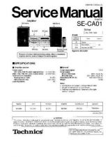 Buy Sharp SE-CA01 Manual by download Mauritron #298530
